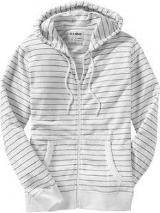 Detected sale: Men's Thin-Stripe Zip Hoodies  #sale #hoodie #fashion