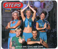 """For Sale - Steps After The Love Has Gone Europe  CD single (CD5 / 5"""") - See this and 250,000 other rare & vintage vinyl records, singles, LPs & CDs at http://991.com"""