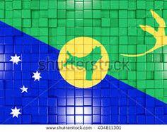 Christmas Island, Flag Vector, Symbols, Art, Icons, Kunst, Art Education, Artworks