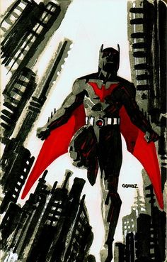 BATMAN BEYOND (*Terry McGuiness)