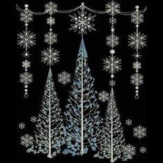 Winter In White - Kreations By Kara | OregonPatchWorks
