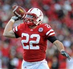Rex Burkhead Named to Walter Camp and Doan Walker Watch List #RexBurkhead