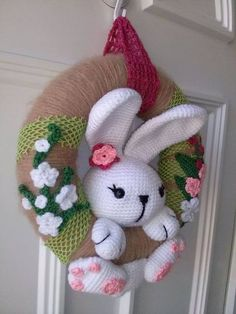 Mesmerizing Crochet an Amigurumi Rabbit Ideas. Lovely Crochet an Amigurumi Rabbit Ideas. Crochet Easter, Easter Crochet Patterns, Holiday Crochet, Crochet Home, Amigurumi Patterns, Crochet Crafts, Crochet Dolls, Crochet Projects, Crochet Ideas