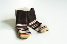 DIY baby socks