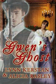 13 June 2012 : Gwen's Ghost by Lynn Kerstan http://www.kuforum.co.uk/bookinfo.php?book=aHR0cDovL3d3dy5hbWF6b24uY28udWsvZ3AvcHJvZHVjdC9CMDA3WlYwVldZLz90YWc9a3VmZmJsLTIx