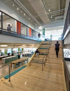 Evernote Offices Designed With Creative Details Photo