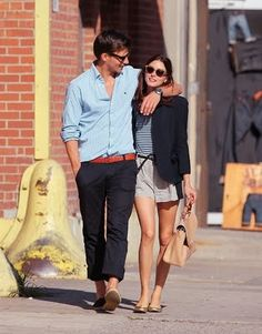 Oh! You thought that was Hill and me?! I mean how dare Olivia and her superhot bf copy us...