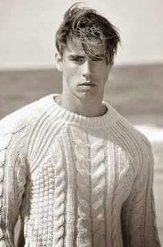 Men in Sweaters