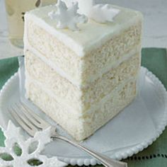 Billet's White Cake ~ We don't remember who Mrs. Billet is, but she's a cake-lover's best friend. Make her must-try white cake today. Food Cakes, Cupcake Cakes, Cupcakes, Baking Recipes, Cake Recipes, Dessert Recipes, Sweet Recipes, Frosting Recipes, Holiday Cakes