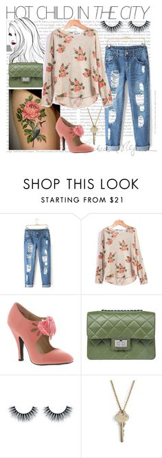 """Untitled #65"" by akambrose93 ❤ liked on Polyvore featuring Mojo Moxy, Design Inverso, The Giving Keys, women's clothing, women, female, woman, misses and juniors"