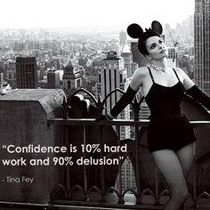 Tina Fey #photograph #quote
