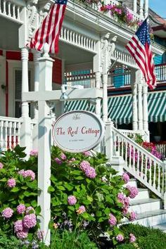 The best hotels in each USA state: New Jersey. Red Cottage of The Virginia Hotel & Cottages - John Greim/LightRocket via Getty Images RP by DCH Paramus Honda Team Leader Mike Lee http://mike-lee.dchparamushonda.com
