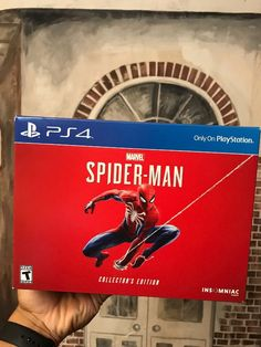 Marvel Spider-Man PS4 Collector\'s Edition Game for Playstation 4 Experience a brand-new and authentic Spider-Man adventure with a fully customized Amazing Red PS4 Pro console.  Best spider man ps4 pro bundle, Save price pider man ps4 bundle, Spider man ps4 pro best buy Spider man ps4 pro gamestop, Spider man ps4 pro walmart Best seller #spidermanps4prorestock #ps4prospidermanedition #Spidermanps4proconsole