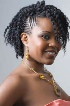 Awesome 1000 Images About Hairstyles On Pinterest African Hairstyles Short Hairstyles Gunalazisus
