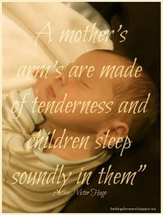 We Are the World to Them...{A post about being a mother}