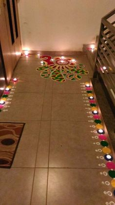 51 Diwali Rangoli Designs Simple and Beautiful Lifestyle space delivers relationship tips, fashion & beauty tricks with fitness advice. It also provides health tips with travel & festival Tips. Rangoli Designs Flower, Rangoli Border Designs, Colorful Rangoli Designs, Rangoli Ideas, Rangoli Designs Diwali, Rangoli Designs Images, Diwali Rangoli, Flower Rangoli, Beautiful Rangoli Designs