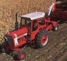 Lawn Tractors, Farmall Tractors, Biggest Truck, Allis Chalmers Tractors, International Harvester, Ih, Big Trucks, Chopper, Vintage