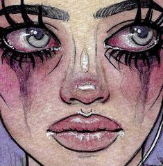 Arte Grunge, Grunge Art, Indie Drawings, Art Drawings Sketches Simple, Dessin Old School, Hippie Painting, Trash Art, Indie Art, Arte Sketchbook