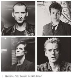 And now it's time to take a bow, like all your former selves Eleven's hour is over now, the clock is striking twelve's