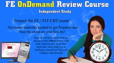 How to Pass FE / EIT CBT Exam on your first try!           www.eitexperts.com