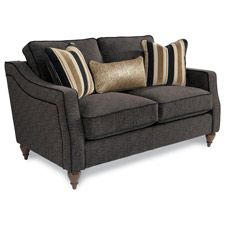 Delaney Premier Stationary Loveseat by La-Z-Boy