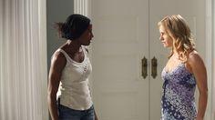 Tara Thornton and Sookie Stackhouse