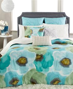 INC International Concepts Lucia Comforter and Duvet Cover Sets - INC International Concepts - Bed & Bath - Macy's