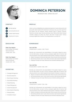 Purple Modern Resume Cv Resume Templates And Examples Creative
