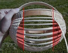 how do filling of bulbous baskets