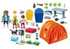 Table Camping, Camping Stool, Family Camping, Playmobil Sets, Electric Box, Childhood Memories, Cool Stuff, Interesting Stuff, Fun