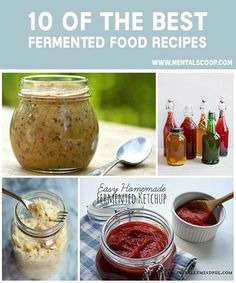 10 Of The Best Fermented Food Recipes