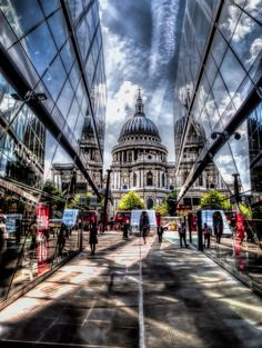 St Paul's Cathedral by PaulEmmingsPhotography  on 500px
