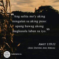 Ang dating biblia awit 92