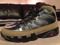 premium selection c3f8e 4e2dd Jordan 9 Retro, Air Jordan