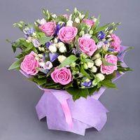 Фото: Букет цветов - Букет «Розовая мечта» Art Floral, Wedding Bouquets, Floral Wreath, Wedding Day, Wreaths, Flowers, Beautiful, Floral Arrangements, Flower Arrangements