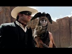 The Lone Ranger - Official Trailer (HD)