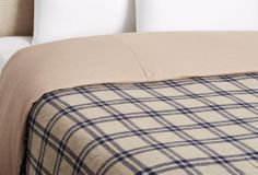 One Kings Lane - Country Casual - Lance Duvet Cover, Blue