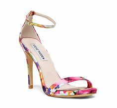 Steve Madden's Floral Stecy