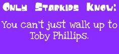 Only Starkids Know