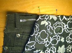 Tuunausta ja tekeleitä: Ohjeet farkkujen totaalikierrätykseen, osa 1