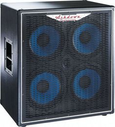 2010 Ashdown ABM 410H Bass Guitar Amplifier 4x10 Cabinet