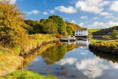 Gweek, Helford River, Cornwall