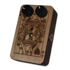 Hey, I found this really awesome Etsy listing at https://www.etsy.com/listing/151179287/wooden-box-dark-fuzz-pedal-cigar-box