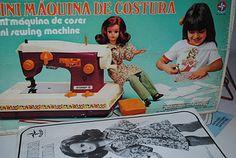 post sobre a Mini Maquina de Costura: com manual e moldes :)