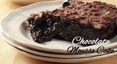Τσιζκεικ με την πιο Τέλεια Κρέμα με Ζαχαρούχο Γάλα | womanoclock.gr Chocolate Mousse Cake, Sweets Recipes, Cheesecake, Deserts, Cooking, Food, Cakes, Kitchen, Cake Makers