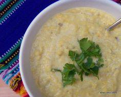 two little chefs: Potato Corn Chowder