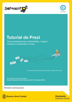 Tutorial prezi by Karina Crespo- Ministerio de Educacion via slideshare