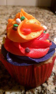 Nerd cupcake by Bettycakes