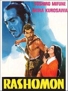Rashomon (1950) Xapón. Dir: Akira Kurosawa. Drama. Xapón feudal. Película de culto - DVD CINE 27