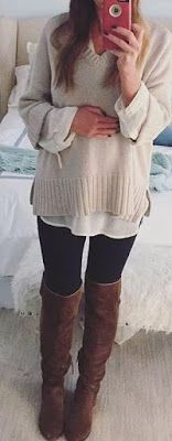 32+ Winter Outfit Ideas - Style Spacez